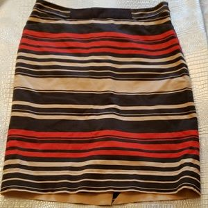 A-line pencil skirt the Limited